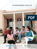 TAPMI Placement Brochure 2010-11