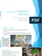 Musical Community Buildings
