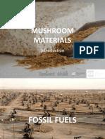[en] Mushroom Materials