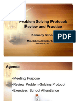 problem solving protocol 1-18-17