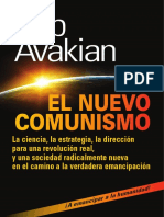 Bob Avakian EL NUEVO COMUNISMO Obra Completa