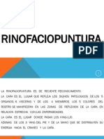 RINOFACIO PUNTURA.