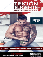 Nutrición Inteligente the Best Damn Body Hacking Protocol