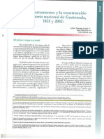 Evolución de los Departamentos en Guatemala. ASIES