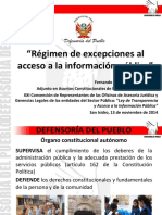 MINJUS XXI Convención Fernando Castañeda Portocarrero