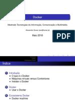 Docker How To