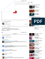 Virus 3D Animation - YouTube