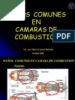 Fallas en Camaras de Combustion1