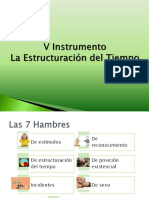 5 Instrumento La Estructuracion Del Tiempo