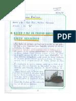 Historia Del Barco Boliviano
