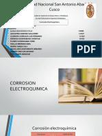 Corrosion Electroquimica Diapo