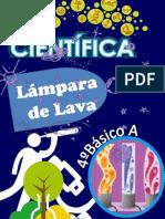 Afiche Feria Cientifica Amnda
