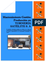 Proyecto Final Mantenimiento