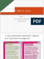 Pr Cbd Dr.anna-Ainun