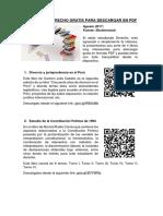 4 Libros de Derecho Gratis Para Descargar en PDF