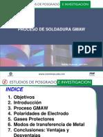 Proceso de Soldadura Gmaw