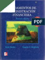 1.La Responsabilidad Del Administrador Financiero