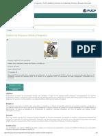Gestión de Residuos Sólidos Peligrosos - PUCP _ 4 MAYO