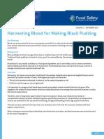 Harvesting Blood for Black Pudding FINAL