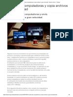 Conecta Dos Computadoras y Copia Archivos a Gran Velocidad - Hazlo Tu Mismo - Taringa!