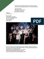 Bon Jovi Es Una Banda Estadounidense de Rock Formada en Nueva Jersey