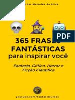 eBook 365 Frases Fantásticas