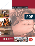 Directory of Innovations in the Health Sector-611