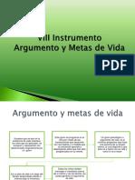 8 Instrumento Argumento y Metas de Vida