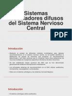Sistemas Moduladores Difusos Del Sistema Nervioso Central