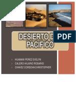 Desierto Del Pacifico