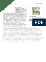 estratigrafía secuencial Glosario