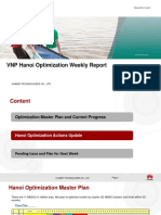 VNP Hanoi Optimization Weekly Report June-26th 2012