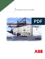 ACS800 Vsd Manual