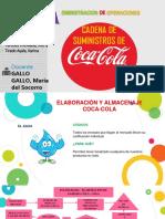 Cadena de Suministro- Coca Cola