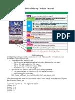 Cardfight Basics