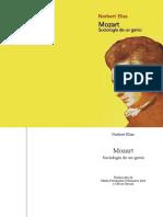 ELIAS, N. - Mozart, Sociología de un genio.pdf