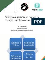 Segredos e Insights No Manejo de Crianças e Adolescentes Com TDAH (1)