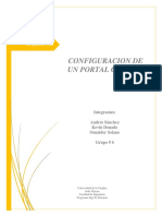 Informe de Redes configuracion portal cautivo mikrotik