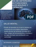Equpo r Sindromes de Deterioro de Funciones Mentales