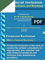 IndianBank - KC Chakravathy