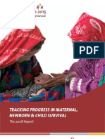 Tracking Progress in Maternal Newborn and Child Survival the 2008 Report_2