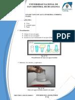 INFORME N° 01 - laboratorio de mecanica de fluidos con cuestionario
