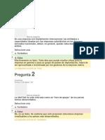Evaluación Final Comercio Internacional Asturias