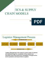 Logistics & Supply Chain Models