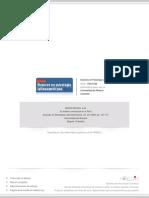 Lectura El Analisis Conductual en El Peru