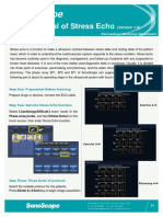 Stress Echo Quick Manual