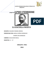 Adolphe Ferriere