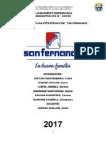 Planeamiento San Fernando