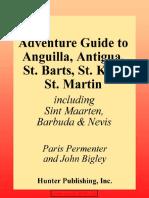 Adventure Guide to Antigua