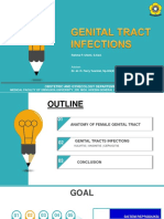 Genital Tract Infection